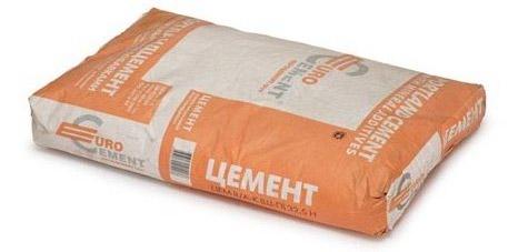 Фасованный цемент